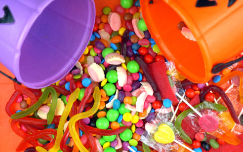 Candy, Candy, Everywhere!