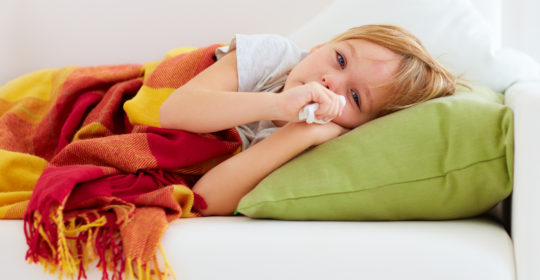 The Common Cold: What to Do, When to Worry
