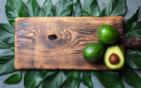 The Alligator Pear, The Butter Fruit, The Food of the Century