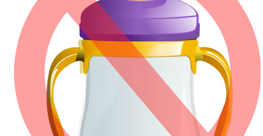 Just Say No to the Sippy Cup (and what to use instead)