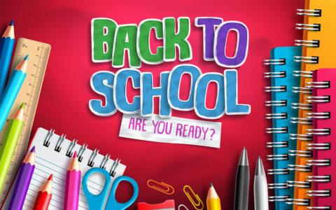 Back to School Tips from Potomac Pediatrics!