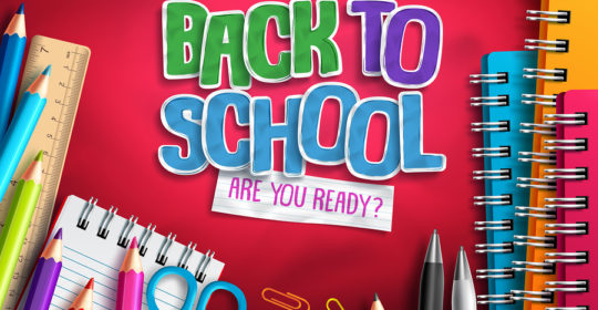 Back to School Tips from Potomac Pediatrics!
