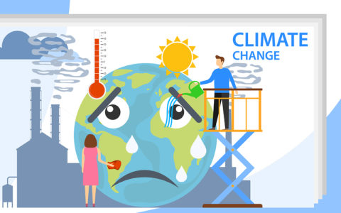 Stress and Climate Change