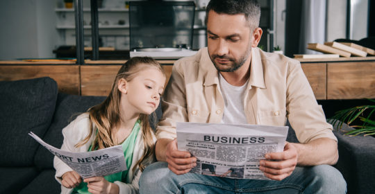 Children's Health Topics in the News